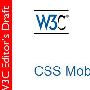 W3C CSS Spec