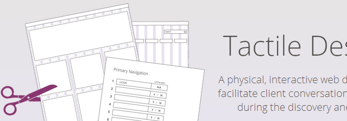 Tactile Design Kit