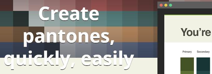Pantone Sample