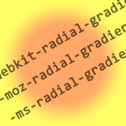 CSS3 Radial Gradient Syntax Breakdown
